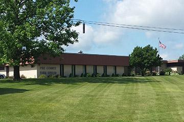 Pittsfield, Illinois Location